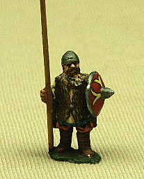 RUF15 warrior standard bearer