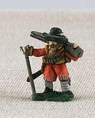 TYF50 Dutch/Late French Musketeer